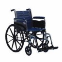 Invacare TREX26RP LightWeight Tracer EX2 Wheelchair, 18 with Elevating Largest- (Folding, Assembled) by Invacare