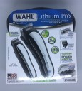 Wahl Lithium Pro Cordless Haircut & Touch Up Kit With Case (27 Pieces) Model# 79600-3301 by Wahl