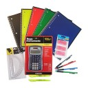 Back to High School & College 14?Itemバンドルwith Texas Instruments ti-30?X IIS Scientific Calculator with School Supplies