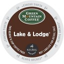 Green Mountain Coffee Lake & Lodge, K-Cup Portion Pack for Keurig Brewers 24-Count by Green Mountain Coffee