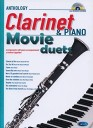 CAPPELLARI A. - Anthology Movie Duets para Clarinete y Piano (Inc.CD)