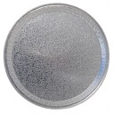 Durable Packaging 3.7m-25 Disposable Aluminium Round Flat Serving Tray, 30cm (Pack of 25)