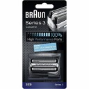 BRAUN 32S Series 3 Shaver Foil and Cutter Replacement Head Cassette [並行輸入品]