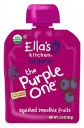 Ella's Kitchen Organic Smoothie Fruits, The Purple One, 3 Ounce (Pack of 6) by Ella's Kitchen