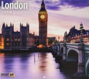 London Wall Calendar 2020 (Travel)